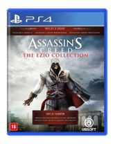 Assassin's Creed: The Ezio Collection Standard Edition Ubisoft PS4 Digital