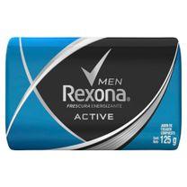 Jabón en barra Rexona Active Men 125g