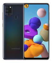 Samsung Galaxy A21s 128 GB negro 4 GB RAM