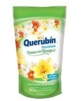 Suavizante Querubín Premium Flores del bosque repuesto 900ml