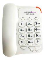 Teléfono fijo Winco KXT-444LL blanco